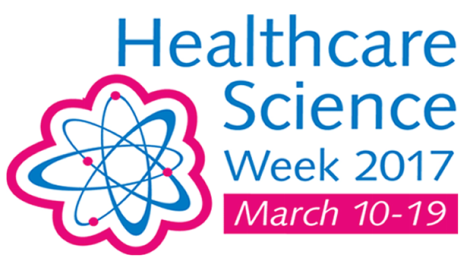 Hands Up, Healthcare Scientists!